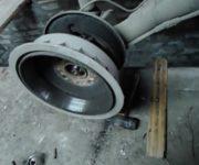 Замена заднего ступичного подшипника ВАЗ 2109