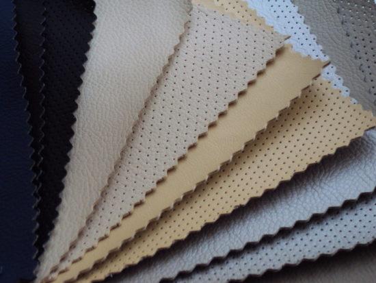 Гладкая, текстурная и перфорированная кода