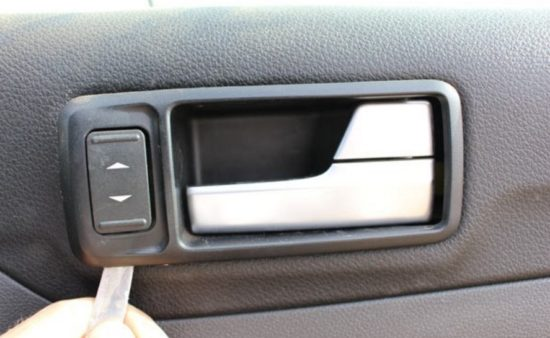 Рамка дверной ручки Форд Фокус