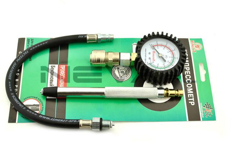 Манометр для измерения давления в цилиндрах своими руками 27