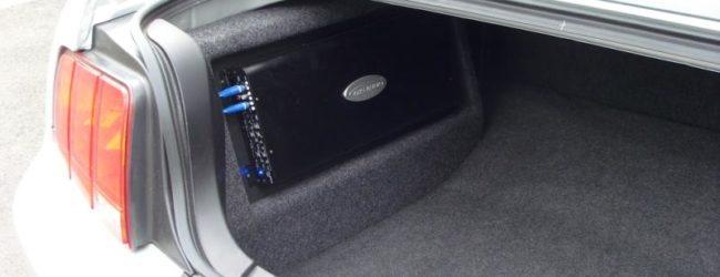 Как установить автомобильный усилитель звука