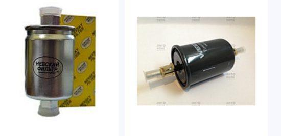 Различия между топливными фильтрами