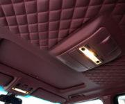 Кожаный потолок