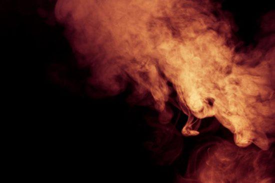 Оранжевый дым из выхлопной трубы