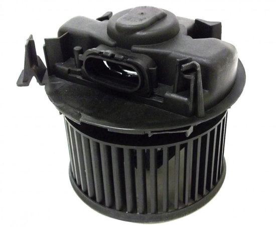 Мотор печки Рено Логан без кондиционера