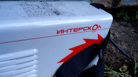 Сварочный аппарат Интерскол