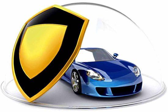 Автомобиль под прозрачным куполом
