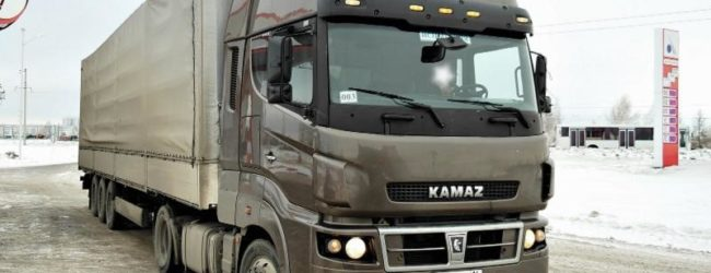 КамАЗ-5490 Neo