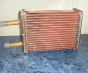 Радиатор печки автомобиля