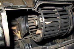 Вентилятор печки ВАЗ 2113-2115