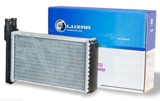 Радиатор печки Luzar