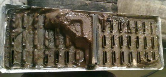 Засорившийся радиатор печки «Шевроле Лачетти»