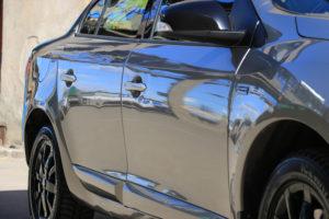 Кузов с керамическим покрытием