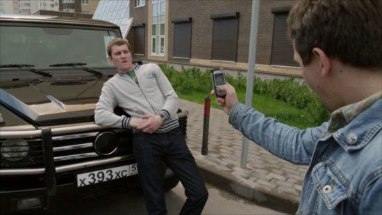 Машины Николая Наумова