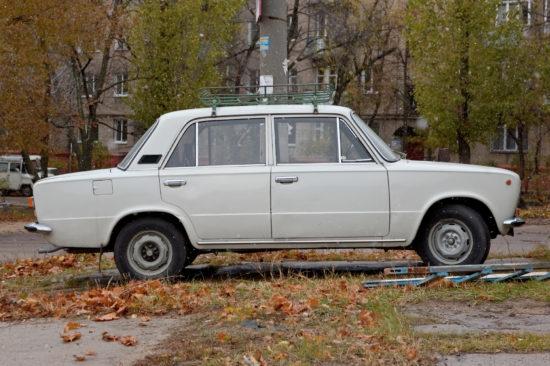 Машина ВАЗ-2101 «Жигули»