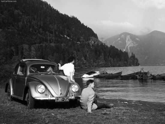Первый автомобиль Фольксваген