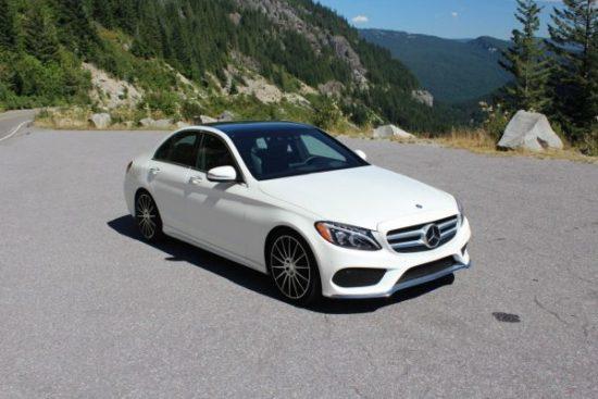 Автомобиль Mercedes-Benz C-Klasse