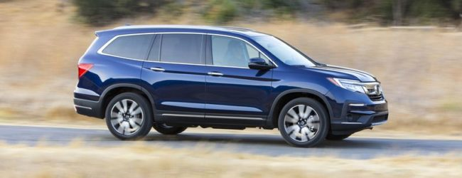 2019 Honda Pilot – Refreshed Looks