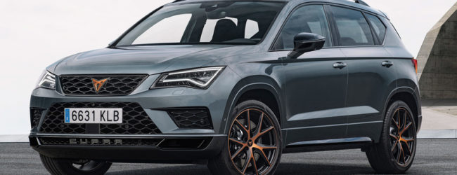 New Cupra Ateca 2019