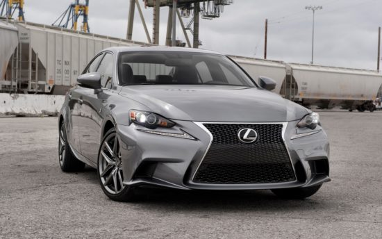 Lexus IS 250 II