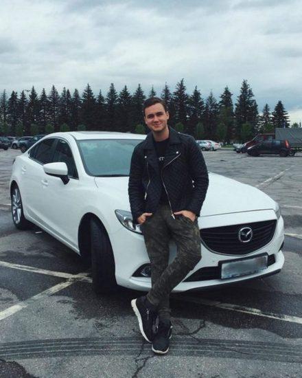Машина Николая Соболева