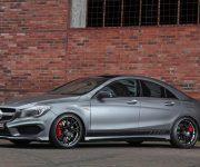 Новый Mercedes-AMG CLA 45