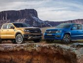 Преемник Volkswagen Amarok будет построен на базе Ford Ranger