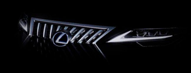 Загадочный минивэн от Lexus
