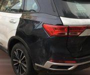 Шпионские снимки гибридной версии Zotye Т500 попали в Сеть