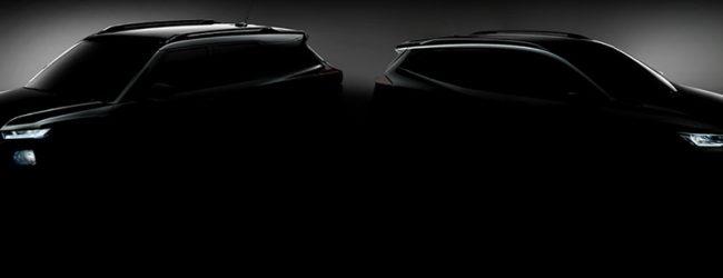 Место рамного внедорожника займет компакт Chevrolet Trailblazer
