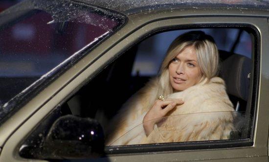 Машина Веры Брежневой