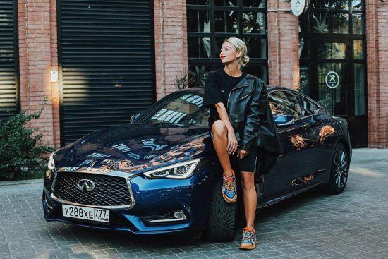 Машины российских блогеров