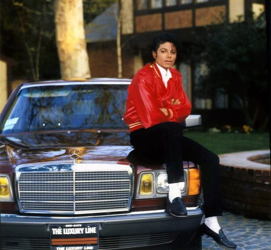 Машины Майкла Джексона