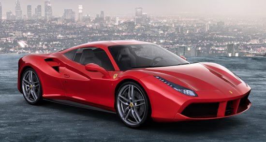 Суперкар от Ferrari