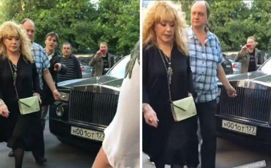Машины Аллы Пугачёвой