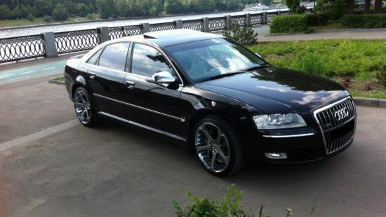 Машины Сергея Светлакова