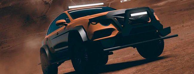 Обновлённый Bentley Bentayga разрабатывают дизайнеры Ferrari F12