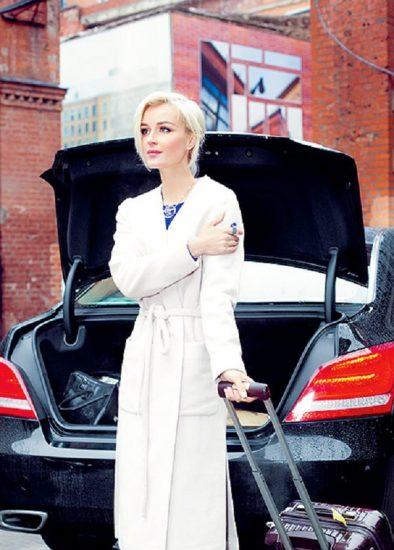 Машины Полины Гагариной