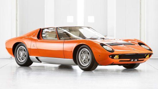Lamborghini Miura 3586
