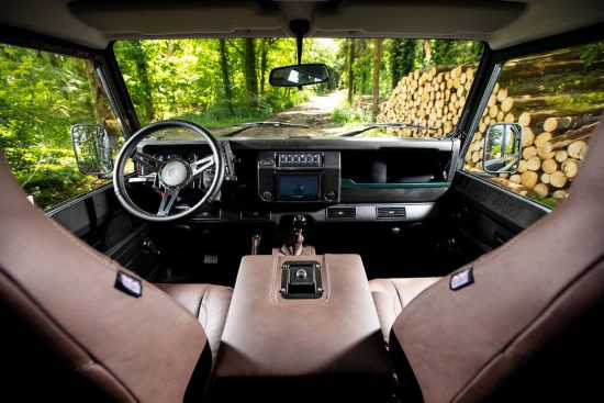 Land Rover Forager D110