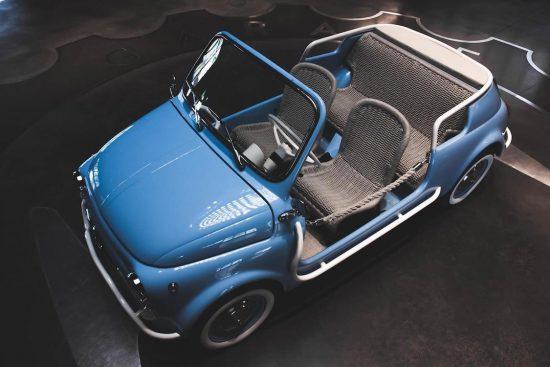 Fiat 500 Jolly Icon-E