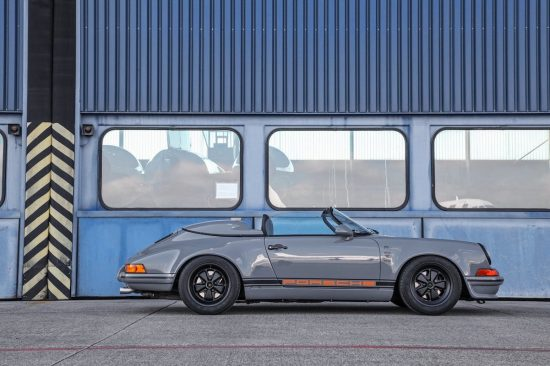 Wide Track 911 Phantom Speedster