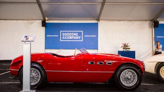 1953 Ferrari 250 MM Spider