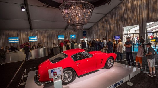 1963 Ferrari 250 GT SWB