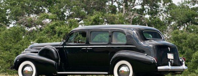 Cadillac Fleetwood Limo 1940