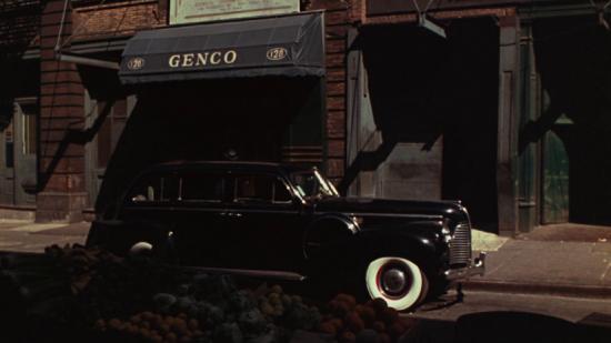 Кадр из фильма «Крестный отец»