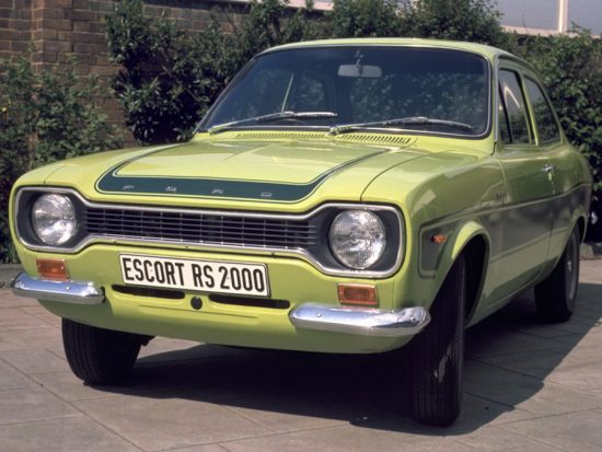Escort RS2000
