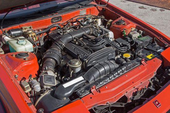 Toyota Supra Mk II A60