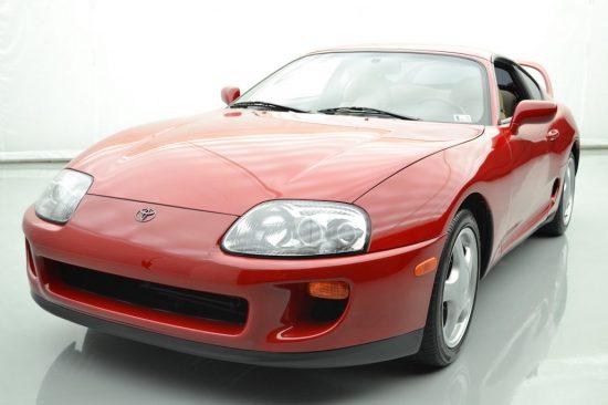 Toyota Supra Mk IV A80