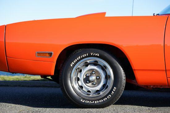 Plymouth Superbird Roadrunner 1970